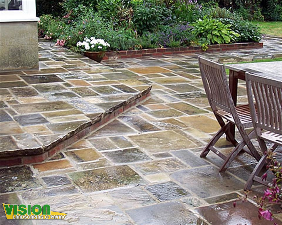 Landscaping contractor dublin paving contractor dublin for Hard landscaping