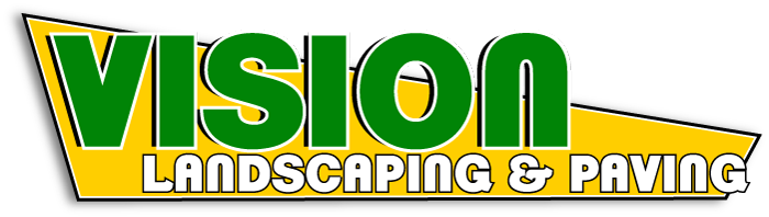 Vision Landscaping and Paving logo