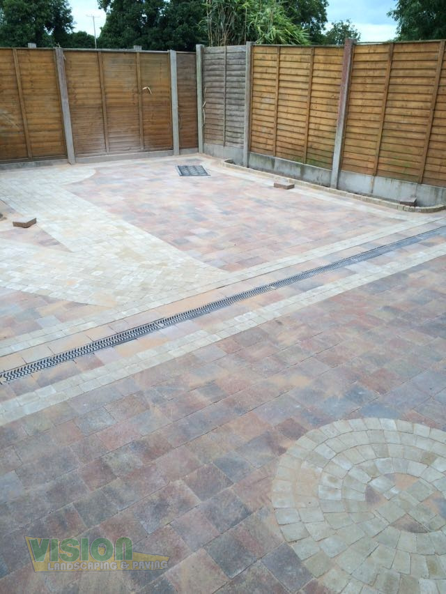 Etonnant Vision Landscaping And Paving
